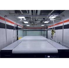 Тренировочный комплекс хоккеиста Reactor Ice